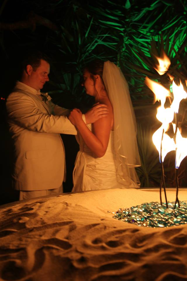 Garden Weddings at The Fire Garden, San Diego